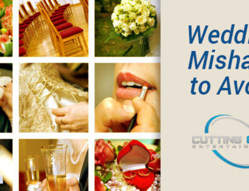 Wedding Mishaps to Avoid
