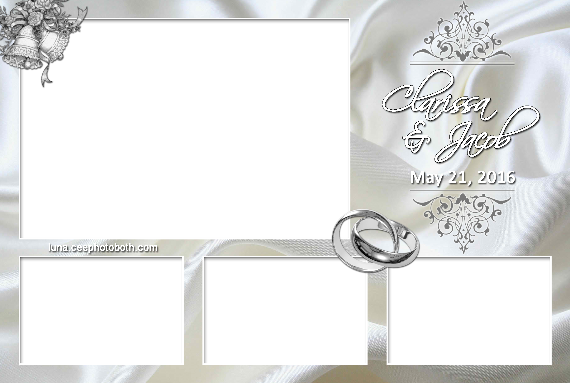 wedding photo booth layout 1