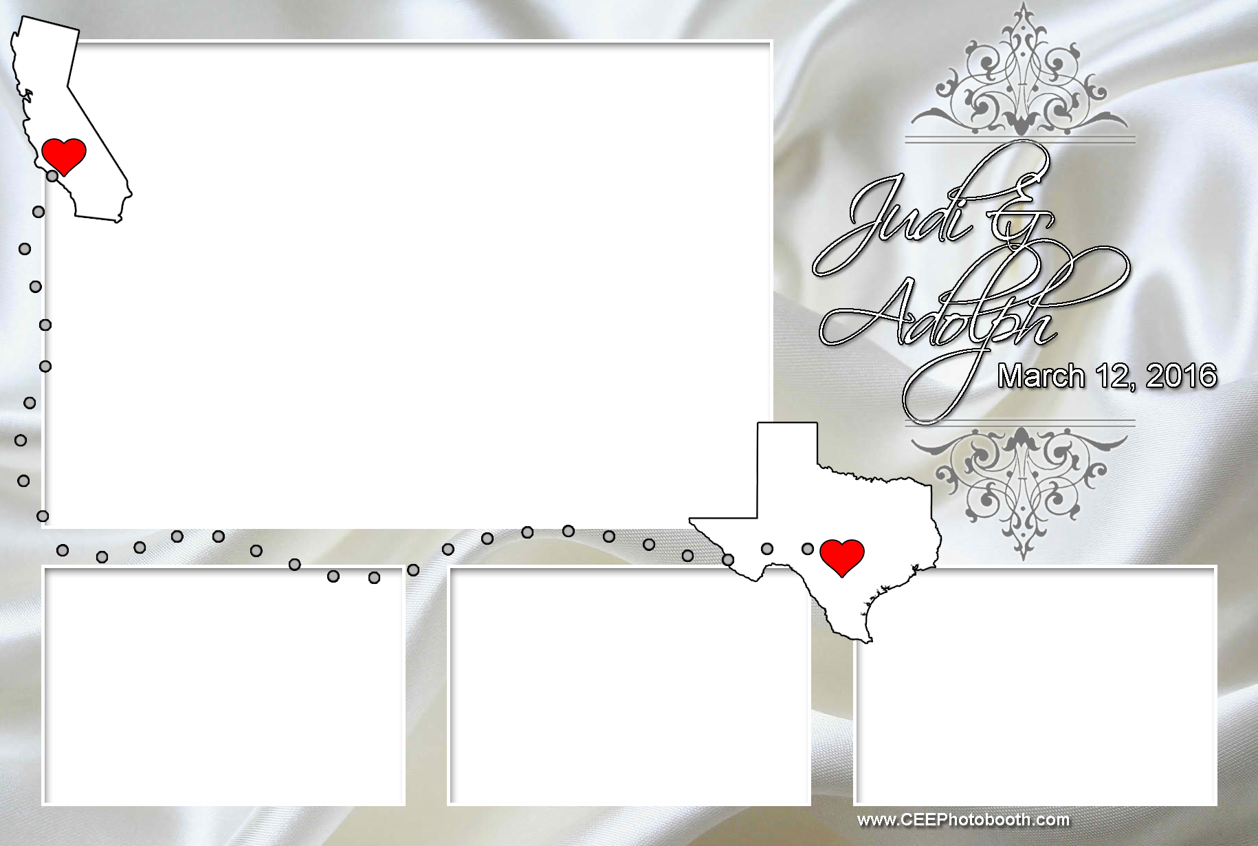 wedding photo booth layout 8