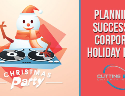 Planning a Successful Corporate Holiday Party