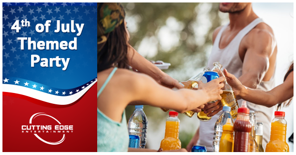 4th of July Themed Party